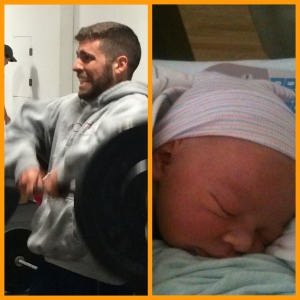 Congratulations to Ryan and his wife on the birth of their new baby boy. Calvin James