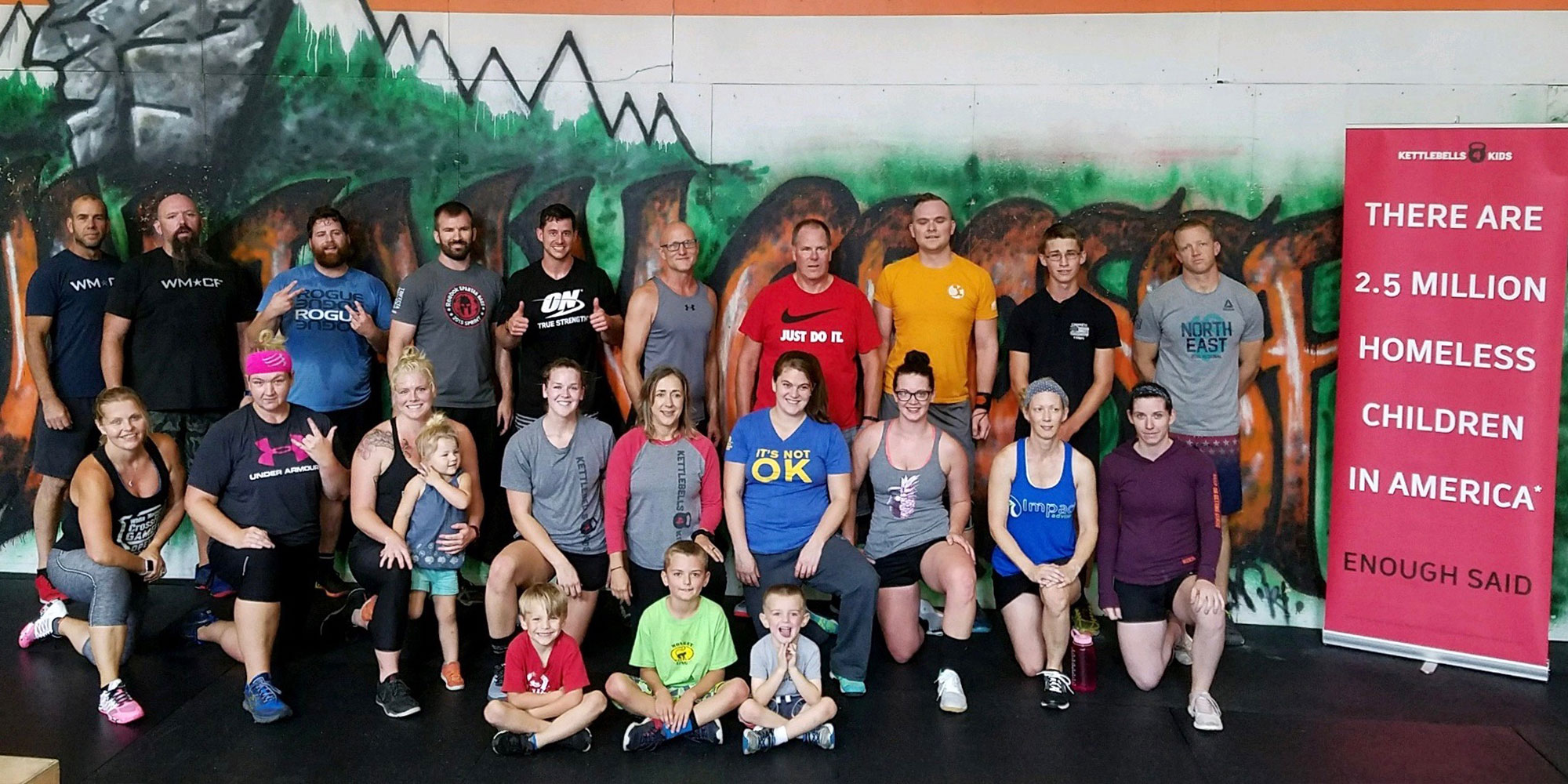 Testimonials of <br>White Mountain Crossfit
