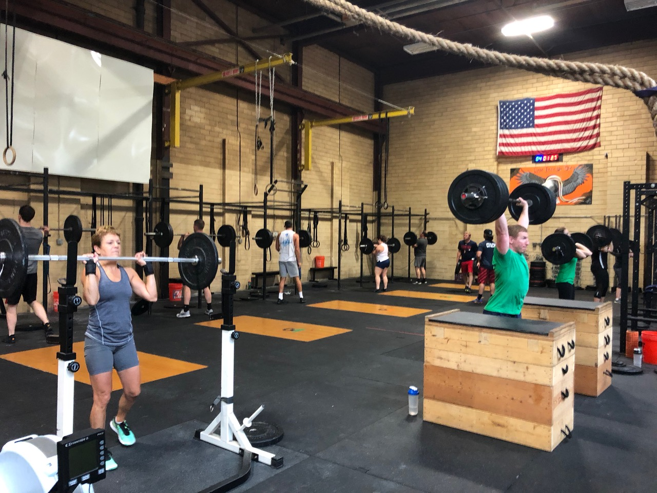 Resources at <br>White Mountain Crossfit